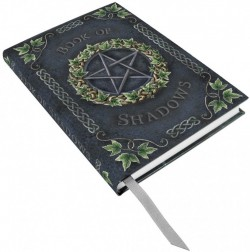 Picture of Embossed Book of Shadows Ivy A5 Journal