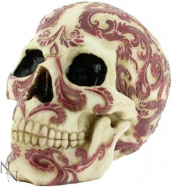 Picture of Oriental Skull Ornament (Anne Stokes)