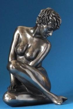 Picture of Celia Nude Female Bronze Figurine