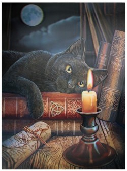 Picture of Witching Hour 3D Poster 28 x 38 cm