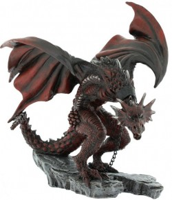 Picture of Grolnak Dragon Figurine 22cm
