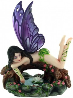 Picture of Athena Fantasy Winged Fairy Ornament