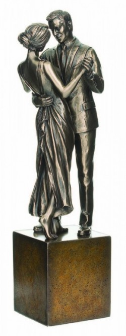 Picture of First Dance Bronze Figurine 29cm