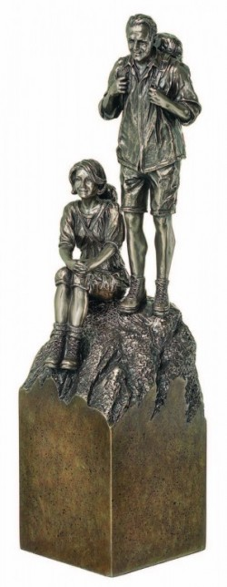 Picture of Freedom Bronze Sculpture 29cm (Retirement Gift)