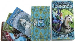 Picture of Anne Stokes Legends Tarot Cards