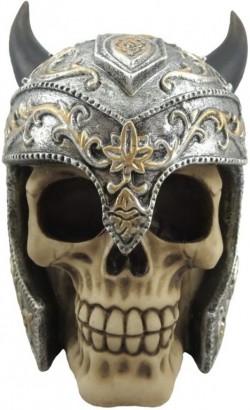 Picture of Elven Warrior Skull Ornament