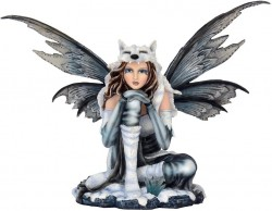 Picture of Fae Lore Fairy Statue 30cm