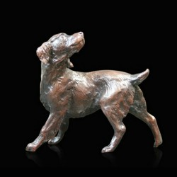 Picture of Springer Spaniel Small Bronze Figurine (Limited Edition) Michael Simpson
