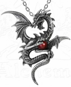 Picture of Aethera Draconem Dragon Pendant