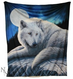 Picture of Guardian of The North Wolf Throw (Lisa Parker) 160cm LARGE