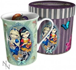Picture of Alice and Snow White Mug Jasmine Becket-Griffith