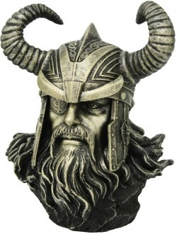 Picture of Odin Bust Ornament 21 cm
