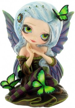 Picture of Absinthe Butterflies Gothic Fairy Figurine LIMITED EDITION Jasmine Becket-Griffith