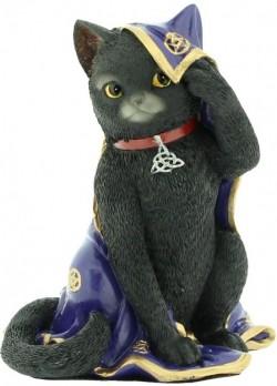 Picture of Jinx Black Cat Figurine 11cm