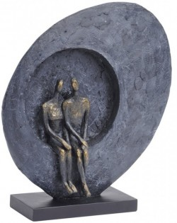 Picture of Abstract Couple Sculpture 30 cm