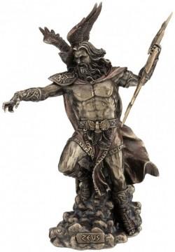 Picture of Zeus Bronze Statue 30cm