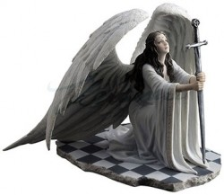 Picture of The Blessing Angel Figurine (Anne Stokes)
