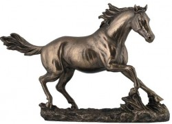 Picture of Wild Tranquility Bronze Figurine
