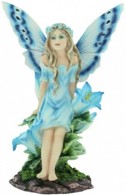 Picture of Bluebell Fairy Figurine 16cm