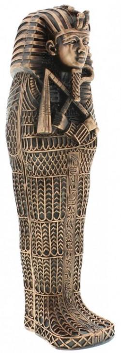 Picture of Egyptian Tutankhamun Coffin Box Copper Finish (Juliana) 23cm