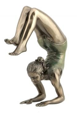 Picture of Vrischikasana Yoga Figurine Scorpion
