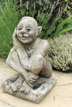 Picture of Hobgoblin Stone Sculpture