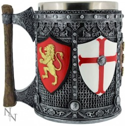 Picture of Medieval English Tankard Heavyweight 16cm Large