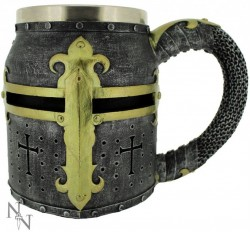 Picture of Medieval Crusader Tankard 17cm