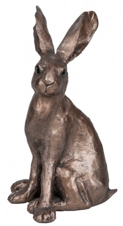 Picture of Hugh the Hare Sculpture (Paul Jenkins) 13cm