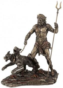 Picture of Hades Bronze Figurine 23cm