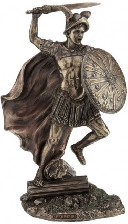 Picture of Perseus Bronze Figurine 25 cm