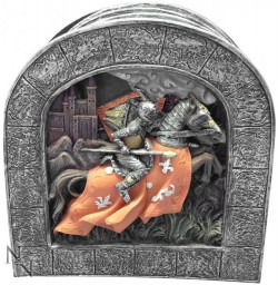 Picture of Charge of Victory Knight Coasters (Set of 4)