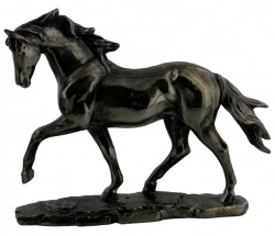 Picture of Horse Figurine Marble Effect Juliana Collection