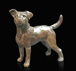 Picture of Jack Russell Bronze Miniature (Butler and Peach) NEW RELEASE