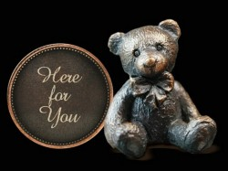 Picture of Here For You Penny Bear Michael Simpson