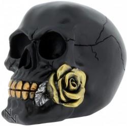 Picture of Romantic Skull Black