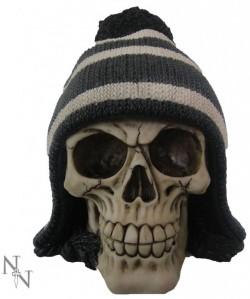 Picture of Bobble Hat Skull 17 cm