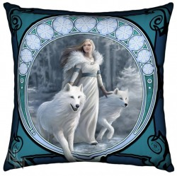Picture of Winter Guardians Cushion (Anne Stokes) 50 x 50 cm LARGE