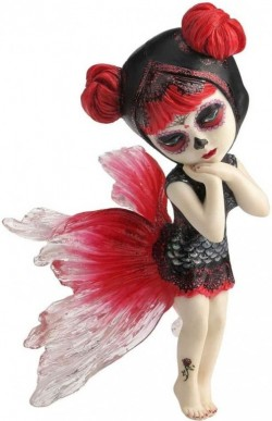 Picture of Koi Dancer Cosplay Girl Figurine