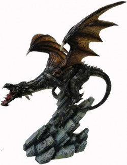 Picture of Carnage Dragon Figurine 41cm LARGE
