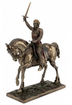 Picture of Richard I Bronze Figurine 35cm