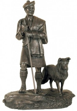 Picture of The Laird Bronze Figurine