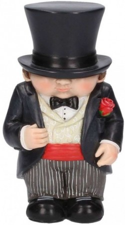 Picture of Hubby Figurine Mini Me Collection 14cm