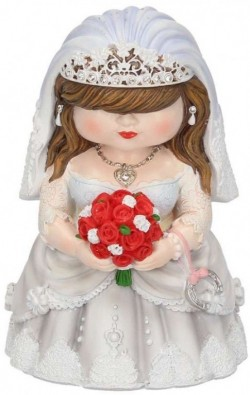 Picture of Wifey Figurine Mini Me Collection 12cm