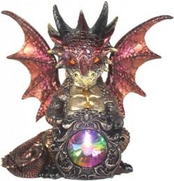 Picture of Elix Dragon Figurine (Alator)