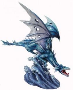 Picture of Sea Dragon Figurine 40cm LARGE