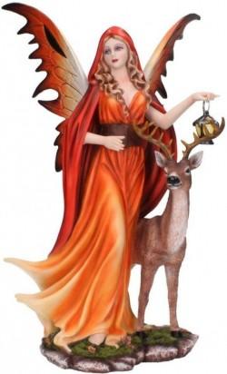 Picture of Spirit of Autumn Fairy Figurine 35cm