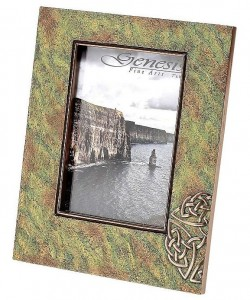 Picture of Celtic Bronze Frame (Photo size 7 x 5)