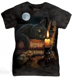 Picture of The Witching Hour Lisa Parker T Shirt The Mountain Womens Fit