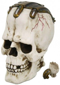 Picture of Frank Skull Box 20cm